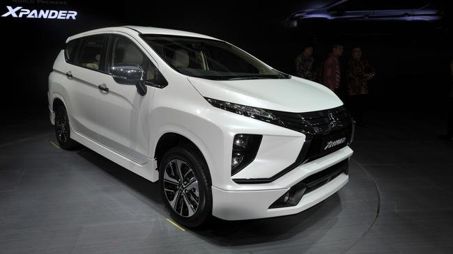 """Vừa ra mắt, Mitsubishi Xpander sẽ về Việt Nam đã """"bán chạy như tôm tươi"""""""