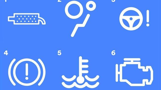 Lái xe hàng ngày nhưng bạn có chắc mình hiểu ý nghĩa của 9 đèn báo lỗi này?