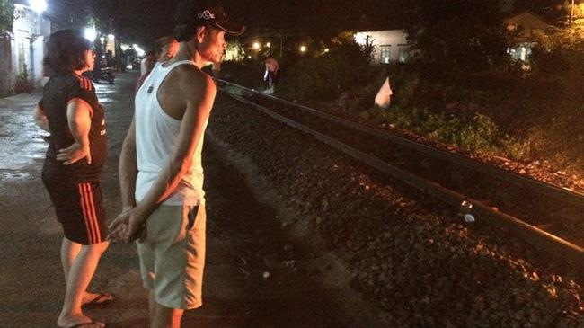 Đà Nẵng: Nam thanh niên bị tàu hỏa kéo lê 20m trong đêm mưa, thi thể không còn nguyên vẹn