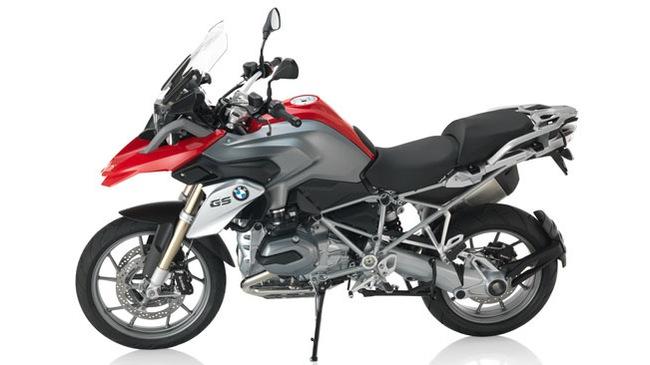 Euro Auto triệu hồi xe mô tô phân khối lớn BMW Motorrad R1200GS