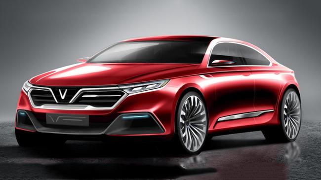 Ngắm nhìn 20 mẫu ô tô mà VinFast tung ra để khách hàng Việt có thể bình chọn chiếc thích nhất