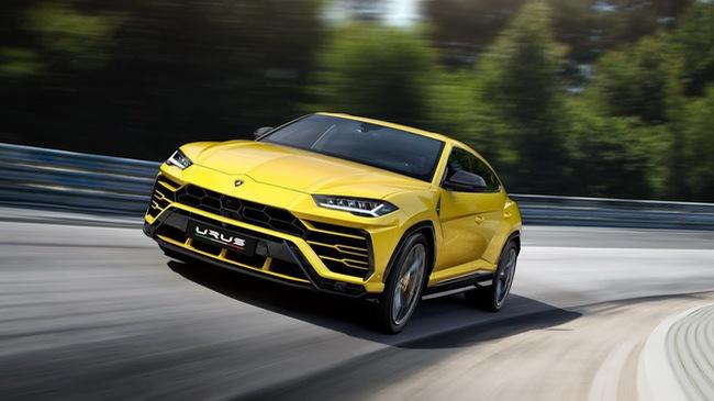 Lamborghini Urus - SUV nhanh nhất thế giới chính thức trình làng
