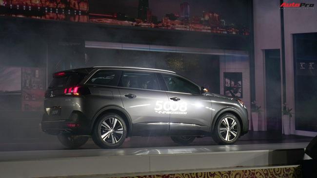 Peugeot 3008 và 5008 lắp ráp tại Việt Nam, giá từ 1,16 tỷ đồng