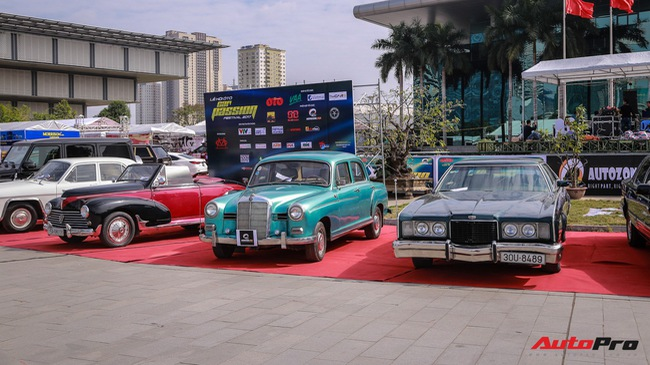 """Car Passion Festival - """"Nồi lẩu"""" xe cộ giữa Hà Nội"""