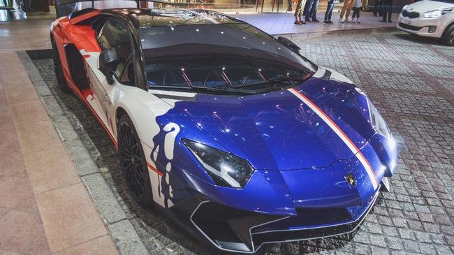 Sau Pagani Huayra, Minh Nhựa tiếp tục rao bán Lamborghini Aventador SV?