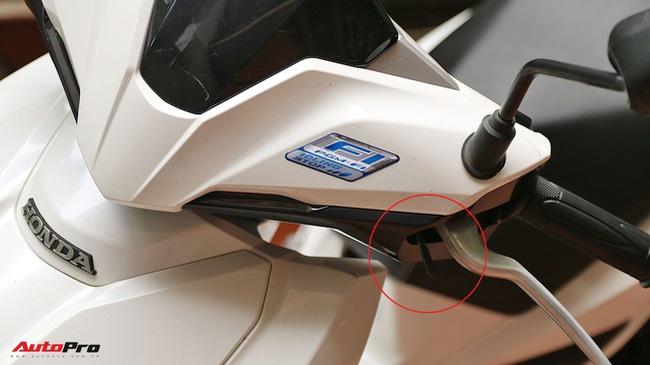 Hướng dẫn khoá phanh trên xe máy Honda