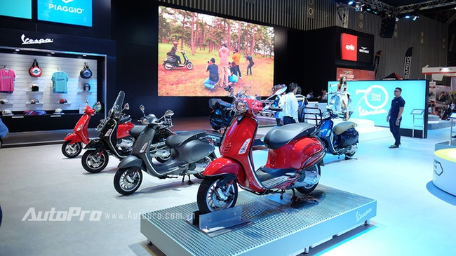 Xem gì tại triển lãm Mô tô xe máy lớn nhất Việt Nam 2017