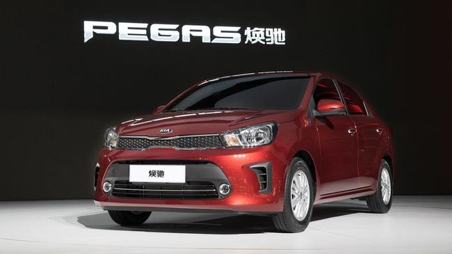 Kia Pegas - Xe sedan giá rẻ cho người lần đầu mua ô tô