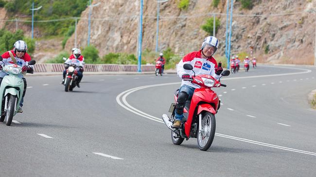 Thử nghiệm tiết kiệm xăng cùng Honda Wave Alpha 110 - 1,03 lít/100 km