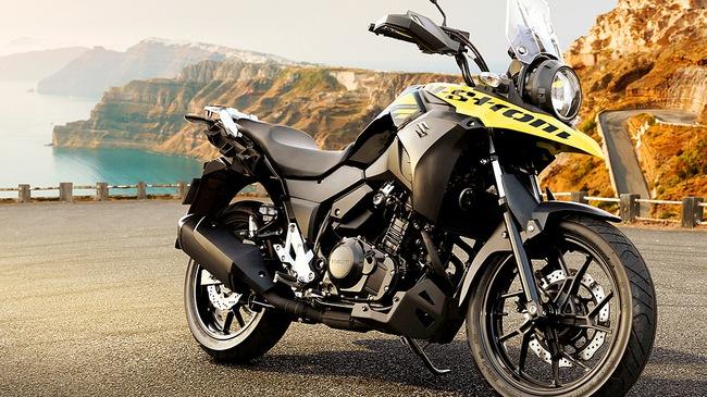 Suzuki V-Strom 250 2017 được tung ra thị trường với giá 114 triệu Đồng