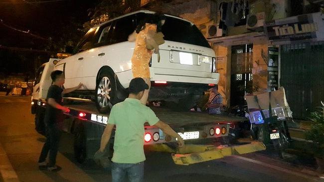 Hà Nội: Bé gái 19 tháng tuổi bị xế hộp Range Rover va quệt tử vong