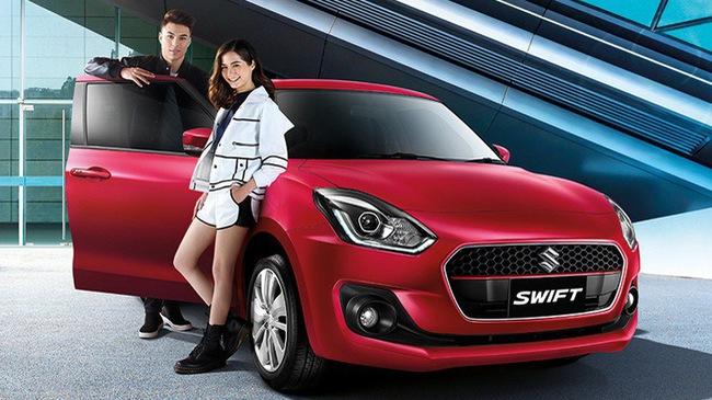 Về Đông Nam Á, Suzuki Swift 2018 bị cắt giảm động cơ để tăng khả năng tiết kiệm nhiên liệu