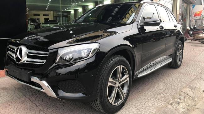 Mercedes-Benz GLC 250 lăn bánh 17.000km rao bán lại giá hơn 1,7 tỷ đồng