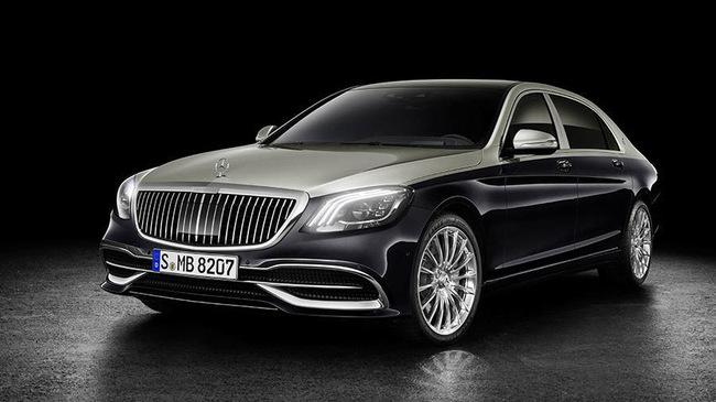 Mercedes-Maybach S-Class 2018 chính thức ra mắt, thừa hưởng những đường nét của bản Vision concept