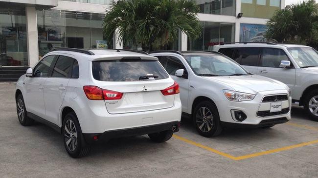 Ế ẩm, Mitsubishi Outlander Sport chính thức rút khỏi Việt Nam trước Tết Nguyên Đán