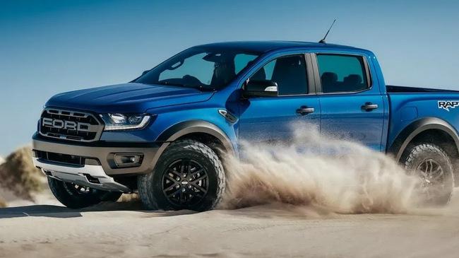 Ford Ranger Raptor mạnh mẽ chính thức ra mắt