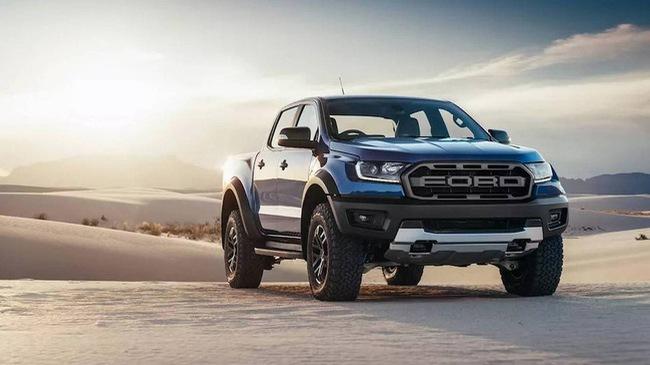 5 điểm cần biết về Ford Ranger Raptor mới