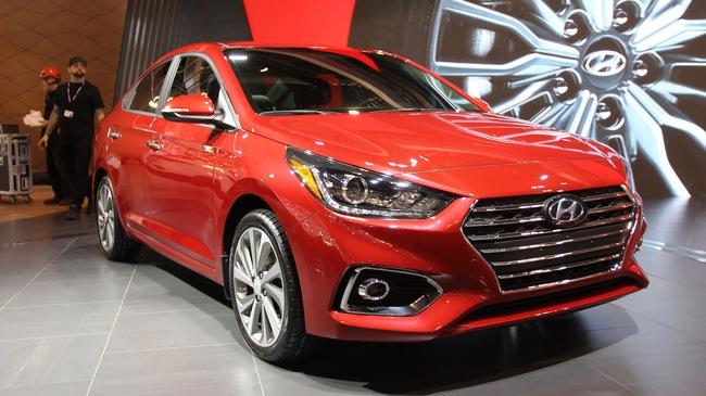 Đại lý mở đặt cọc, dự kiến bán xe Hyundai Accent thế hệ mới từ tháng 4/2018