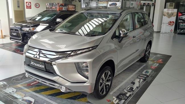 Cạnh tranh Toyota Innova, Mitsubishi Xpander được xác nhận nhập khẩu từ Indonesia về Việt Nam