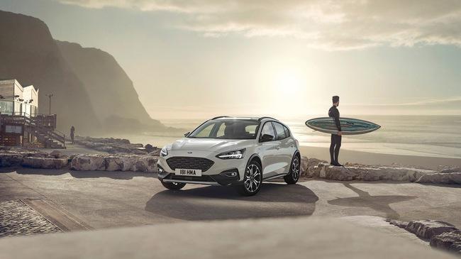 5 điều cần biết về Ford Focus 2019