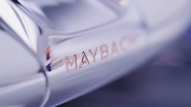 Mercedes-Maybach hé lộ xe mới, có thể là SUV siêu sang đầu tiên