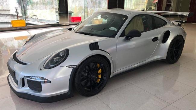 Ông trùm cafe Trung Nguyên tậu Porsche 911 GT3 RS thứ 2 tại Việt Nam