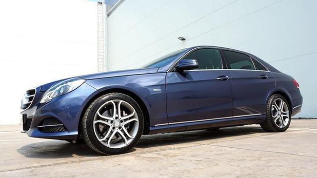 Chủ xe Mercedes-Benz E200 Edition E chịu lỗ 700 triệu sau hơn 2 năm sử dụng
