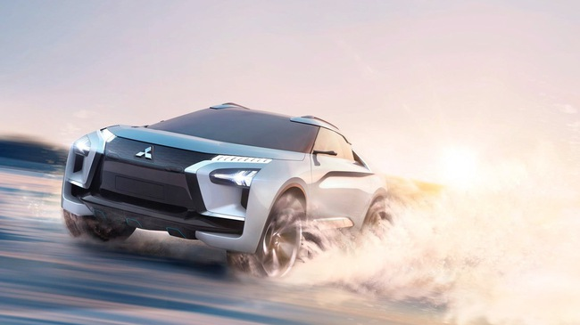 Mitsubishi hồi sinh Lancer thành crossover lai hatchback