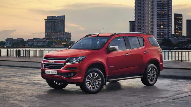 Chevrolet Trailblazer chốt giá từ 859 triệu đồng: Áp lực lên Toyota Fortuner khan hàng