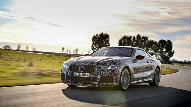BMW chốt lịch ra mắt 8-Series vào giữa tháng 6