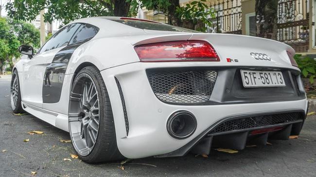 Chia tay Hải Phòng, Audi R8 Regula Tuning về tay đại gia Sài Gòn