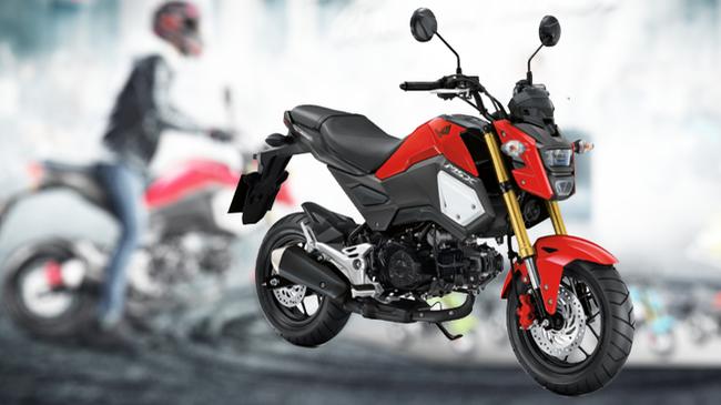 Giữ giá bán, Honda MSX 125cc thêm loạt màu cá tính cho giới trẻ Việt Nam