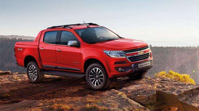 Chevrolet Colorado thêm 4 phiên bản động cơ mới cho khách Việt, giá ưu đãi thêm 50 triệu đồng