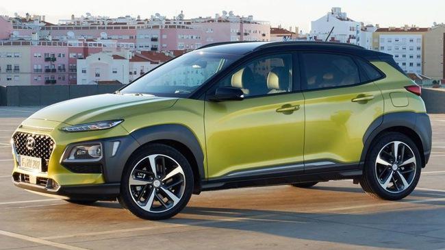 Hyundai Kona chốt lịch ra mắt Việt Nam: Đấu từ Ford EcoSport tới Mitsubishi Xpander