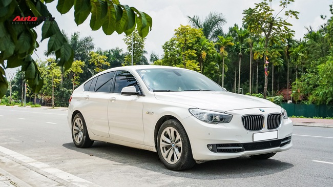 """BMW 5-Series Gran Turismo hạ 2 tỷ đồng sau 7 năm sử dụng: Món hời hay """"hố vôi""""?"""