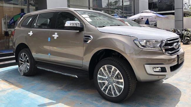 Lộ thông số chi tiết Ford Everest trước ngày ra mắt tại Việt Nam, giá cao nhất có thể hơn 1,4 tỷ đồng