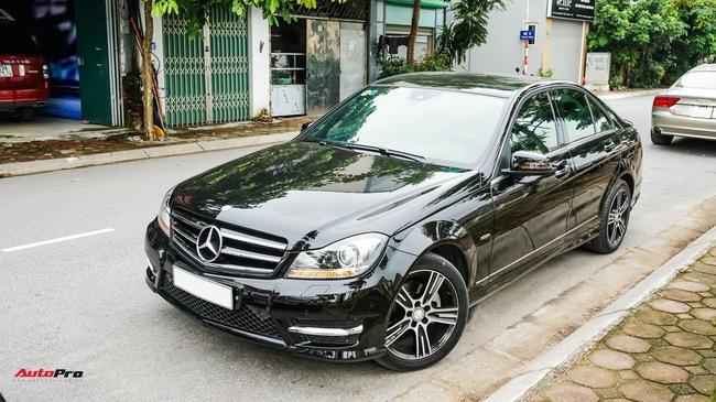 Mercedes-Benz C200 Edition C có gì để trở thành một mẫu xe cũ đáng mua?