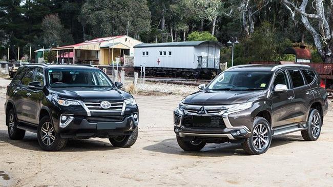 Thêm phiên bản máy dầu mới, Mitsubishi Pajero Sport có gì để cạnh tranh Toyota Fortuner?