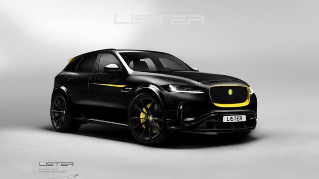 Jaguar F-Pace độ với tham vọng soán ngôi SUV nhanh nhất thế giới