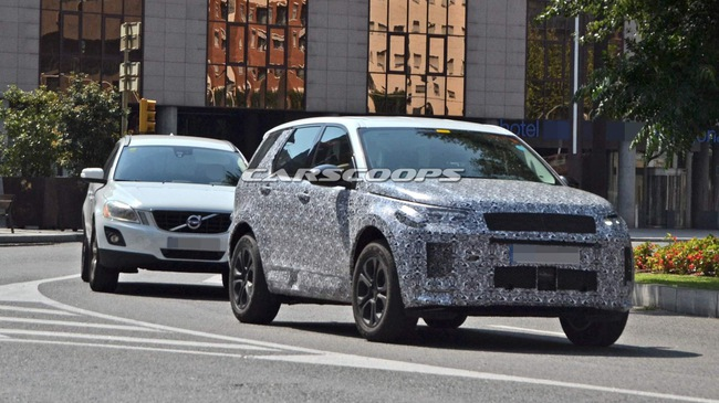 Land Rover Discovery Sport 2020 là đây