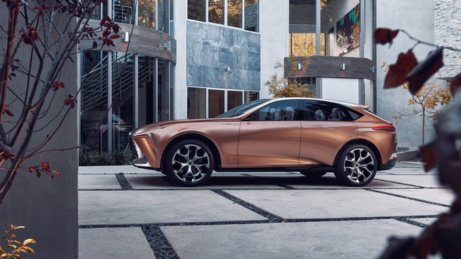 Lexus hé lộ chủ lực bí ẩn mới, liệu có phải LF-1?