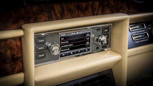 Xe cũ của Jaguar Land Rover đã có thể nâng cấp chính hãng