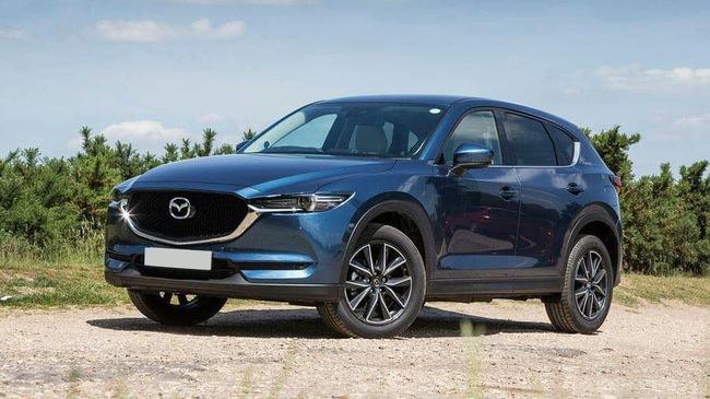 Mazda CX-5 tăng giá cao nhất 30 triệu đồng từ 2018