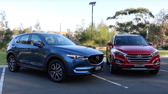 Cuộc chiến giá xe crossover đảo chiều: Mazda CX-5 khởi điểm đắt nhất phân khúc