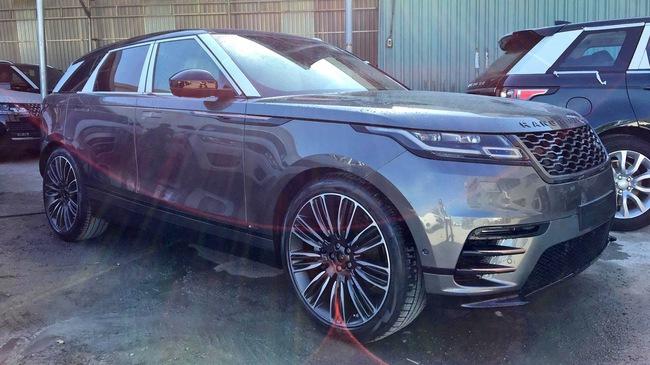 Hàng hiếm Range Rover Velar First Edition đầu tiên về Việt Nam với giá gần bằng Lexus LX570
