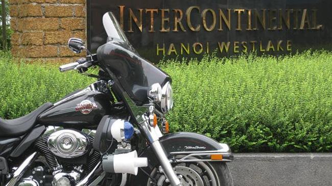 Bộ sưu tập Harley Davidson tại Hà Nội