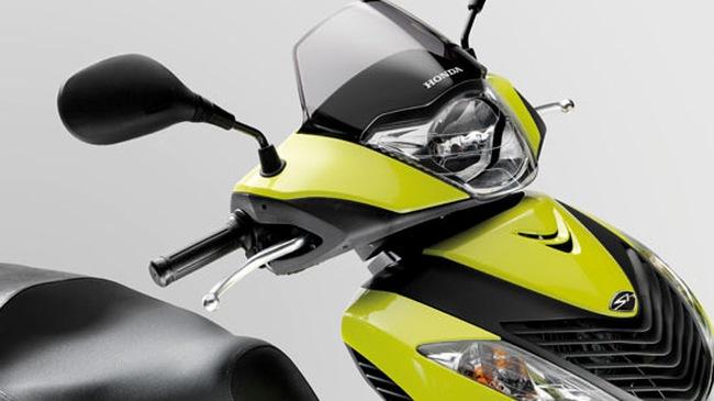 Hình ảnh đầu tiên của Honda SH 125i/150i 2009
