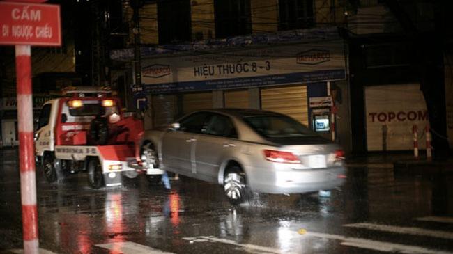 Toyota Việt Nam hỗ trợ khách hàng sau mưa lũ