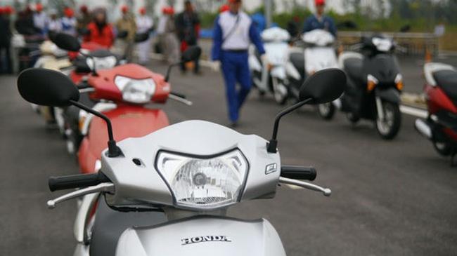 LEAD 110 và cuộc chiến giữa các sản phẩm Honda!