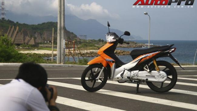 Honda Wave 110: Chính thức nhập cuộc chơi
